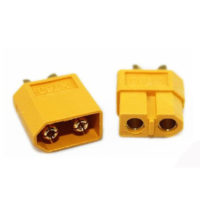 XT60 Male/Female Plugs