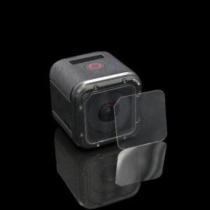 TELESIN 3pcs Waterproof Lens Protectors for Gopro Hero 5/4 Session